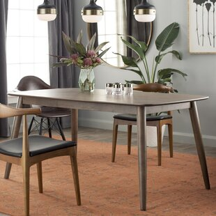 Lehighton Dining Table by Wade Logan Great price