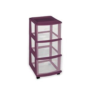 Best 3-Drawer Storage Chest (Set of 2) By Homz