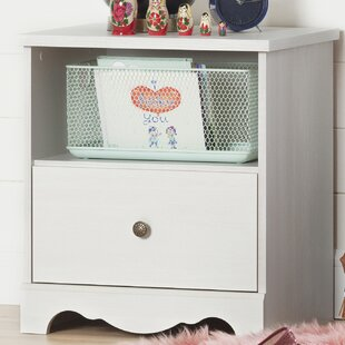 Best Price Caravell 1 Drawer Nightstand by South Shore Reviews (2019) & Buyer's Guide