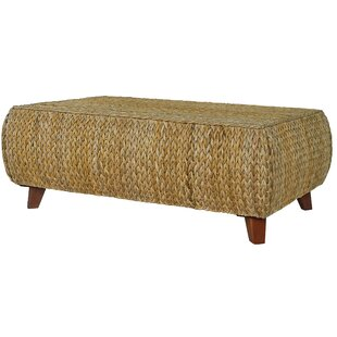 Best Price Nobles Rectangular Coffee Table by Bayou Breeze