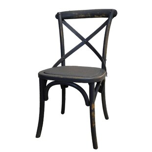 Navarrete Solid Wood Dining Chair By August Grove