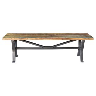Minerva Colorado Old Top Wood Bench Amazing