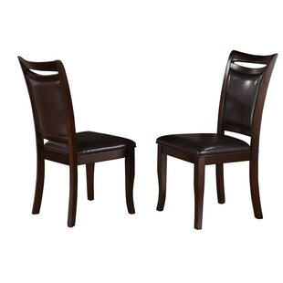 Huntress Upholstered Dining Chair (Set of 2)