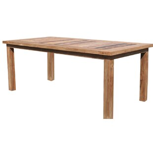 Chic Teak Dining Table