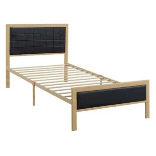 Winston Porter Parmer Wooden Full Panel Bed