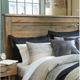 Burkhead Panel Headboard by Union Rustic