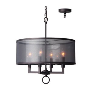 Woodbridge Lighting Jamison 4-Light Chand..