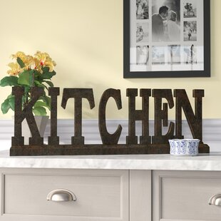 Bon Kitchen Sign 2 Statue