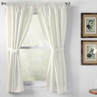 small bathroom window curtains. Save to Idea Board Bathroom Window Curtains Short  Wayfair