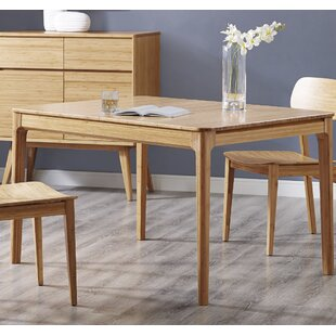 Mija Laurel Extendable Dining Table Greenington