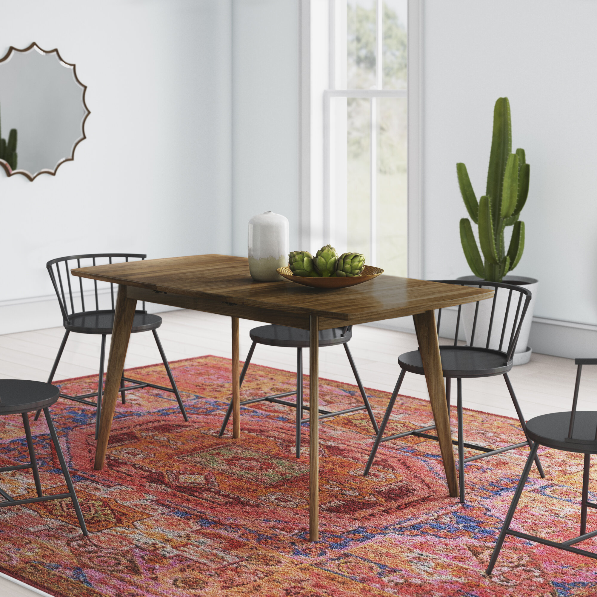 Butterfly Leaf Kitchen & Dining Tables You'll Love in 9   Wayfair