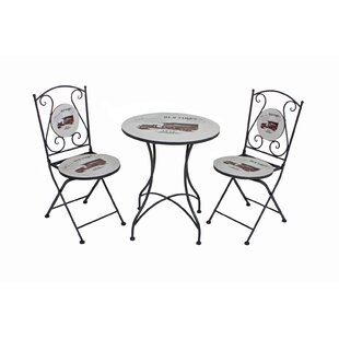 Review Bridlewood 2 Seater Bistro Set