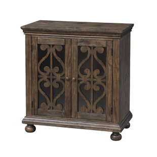 Caigan 2 Door Accent Cabinet by Ophelia & Co.