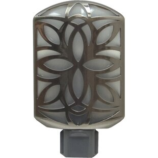 Top LED Petals Automatic Night Light By Jasco