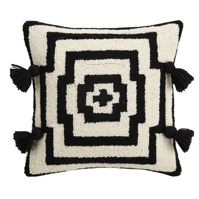 Hooked Throw Pillows Bird Wayfair
