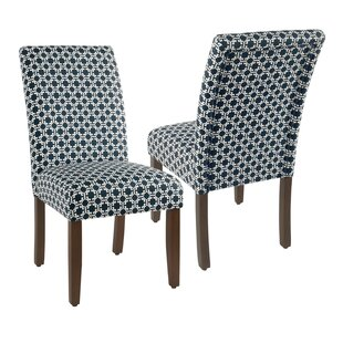 Alcott Hill Luxton Upholstered Dining Chair (Set of 2)