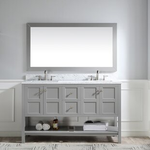 Baver 60 Single Bathroom Vanity Set by Longshore Tides