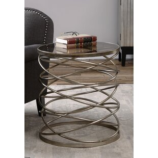 Mercer41 Eckstein Modern End Table