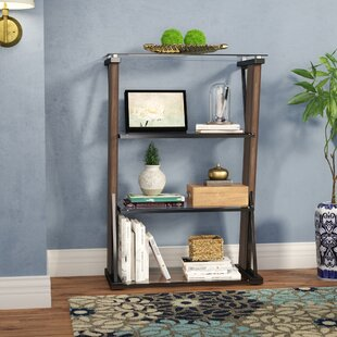 Caison Standard Bookcase by Wrought Studio Reviews