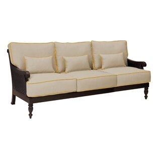 Leona Jakarta Patio Sofa with Cushions