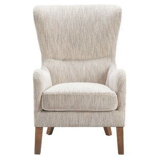 Tommy Wingback Chair by Tommy Hilfiger