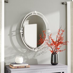 Carylon Oval Beveled Mirror By Kichler