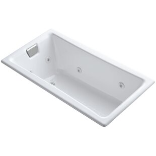 Kohler Tea-For-Two Drop-In Whirlpool with..