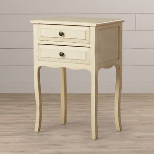 Philipston 2 Drawer Nightstand Andover Mills Good stores for