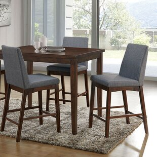 Kellogg 5 Piece Counter Height Dining Set by Brayden Studio Sale