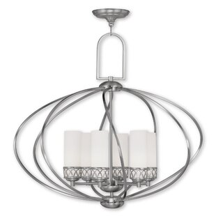 Johnstown 6-Light Pendant by Latitude Run