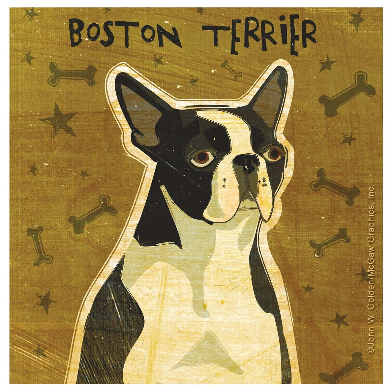 Thirstystone Boston Terrier Occasions Coasters Set Reviews Wayfair