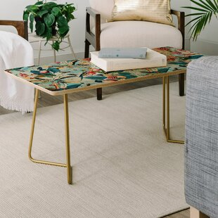 Marta Barragan Camarasa Tropical Paradise Coffee Table