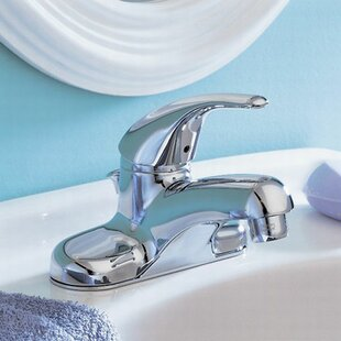 American Standard Colony Soft Centerset Bathroom Faucet with Drain Assembly