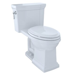 Toto Promenade 1.28 GPF Dual Flush Elongated One-Piece Toilet