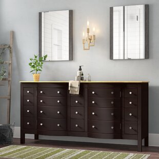 Matney 72 Double Bathroom Vanity Set By Charlton Home