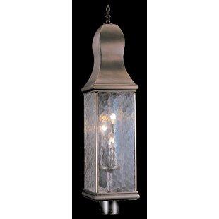 Madge Outdoor 3-Light Lantern Head by Astoria Grand