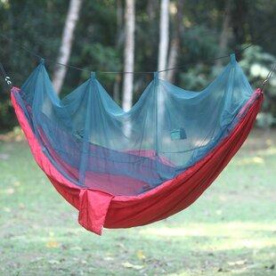 Novica Dian Rahmawati Parachute Polyester Camping Hammock