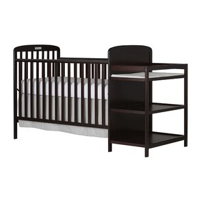 Price comparison Cular Full Size 4-in-1 Convertible 2 Piece Crib Set By Mack & Milo
