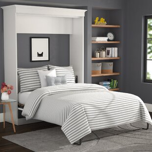 Best Choices Acevedo Storage Murphy Bed by Latitude Run Reviews (2019) & Buyer's Guide