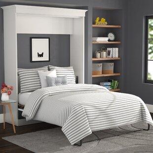 Bargain Acevedo Storage Murphy Bed by Latitude Run Reviews (2019) & Buyer's Guide