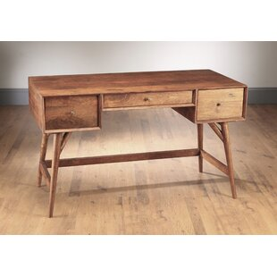 Bloomer Solid Wood Desk