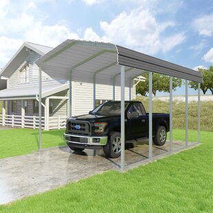 Classic 12 Ft. x 20 Ft. Canopy by Versatube Building Systems