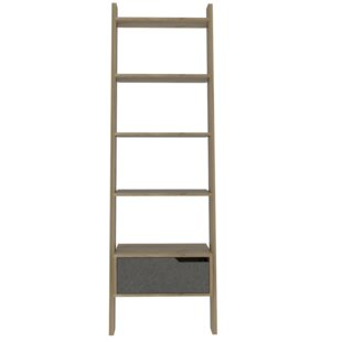 Sunay Ladder Bookcase By Ebern Designs