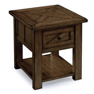 Michigan City End Table