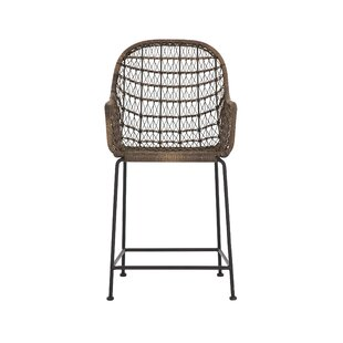 Super Morrissey Outdoor Woven Counter Stool Evergreenethics Interior Chair Design Evergreenethicsorg