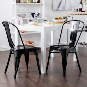 Black Kitchen U0026 Dining Chairs Youu0027ll Love | Wayfair Part 51