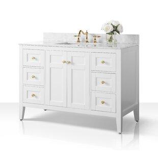 Fuller 48 Single Bathroom Vanity Set ByHouse of Hampton