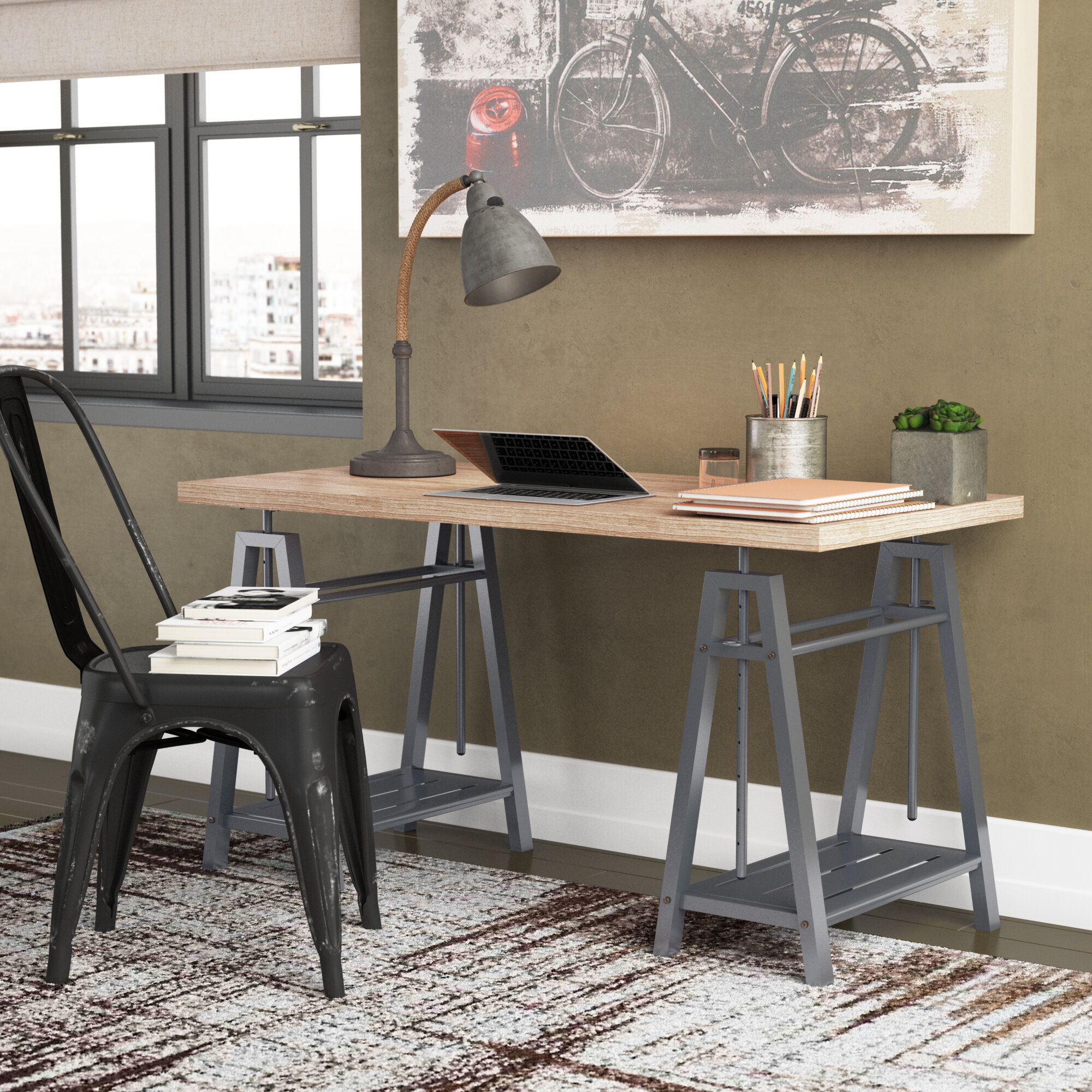 Cayuga Height Adjustable Standing Desk