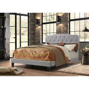 Summerhill Upholstered Panel Bed