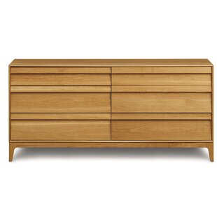 Rizma 6 Drawer Double Dresser by Copeland Furniture #1